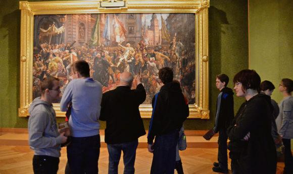 Ciekawe wystawy, muzea, filmy, przedstawienia.